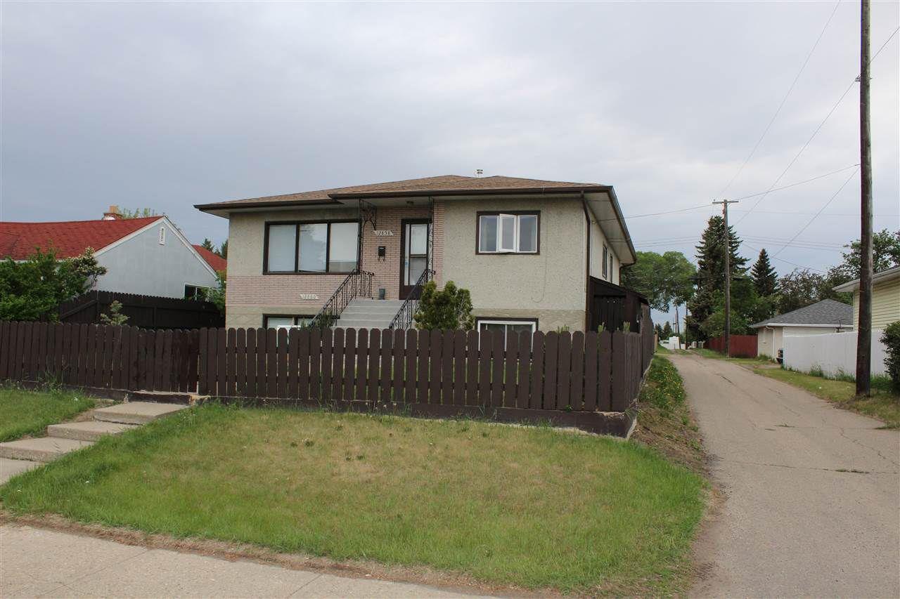 Main Photo: 12858 87 Street in Edmonton: Zone 02 House Duplex for sale : MLS®# E4120103
