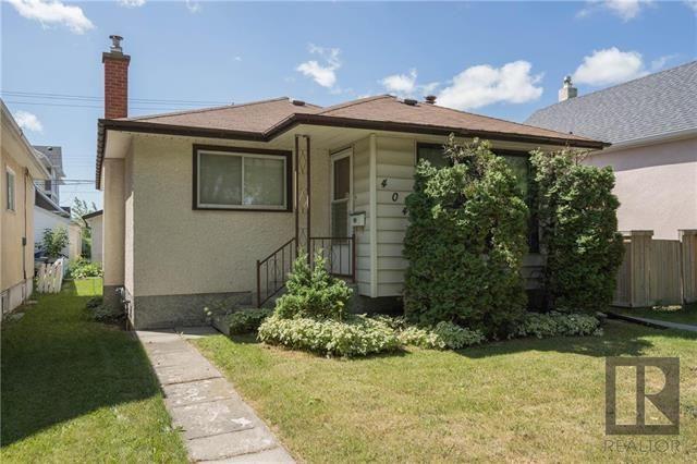 Main Photo: 404 Melrose Avenue West in Winnipeg: West Transcona Residential for sale (3L)  : MLS®# 1820414