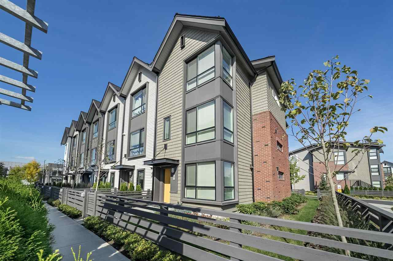 Main Photo: 3 2371 RANGER Lane in Port Coquitlam: Riverwood Townhouse for sale : MLS®# R2310170