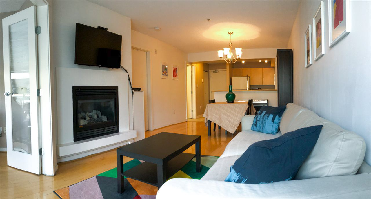"Main Photo: 310 2768 CRANBERRY Drive in Vancouver: Kitsilano Condo for sale in ""Zydeco"" (Vancouver West)  : MLS®# R2338988"