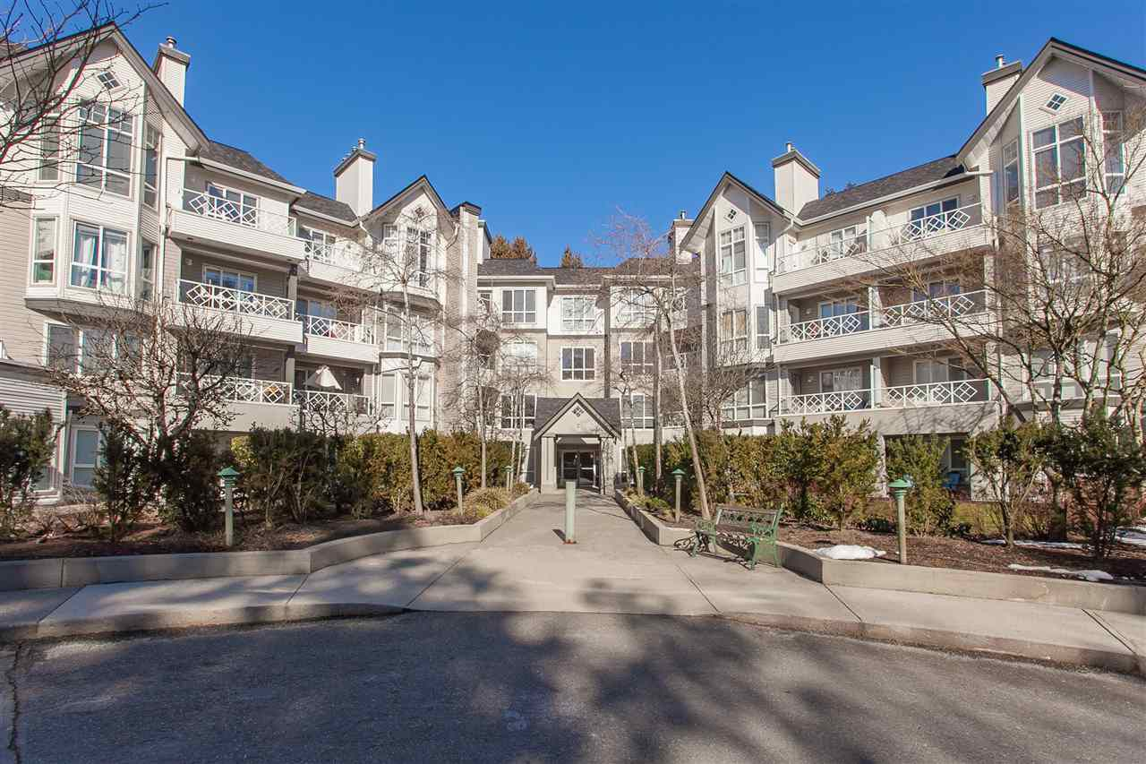 "Main Photo: 307 9979 140 Street in Surrey: Whalley Condo for sale in ""Sherwood Green"" (North Surrey)  : MLS®# R2345551"