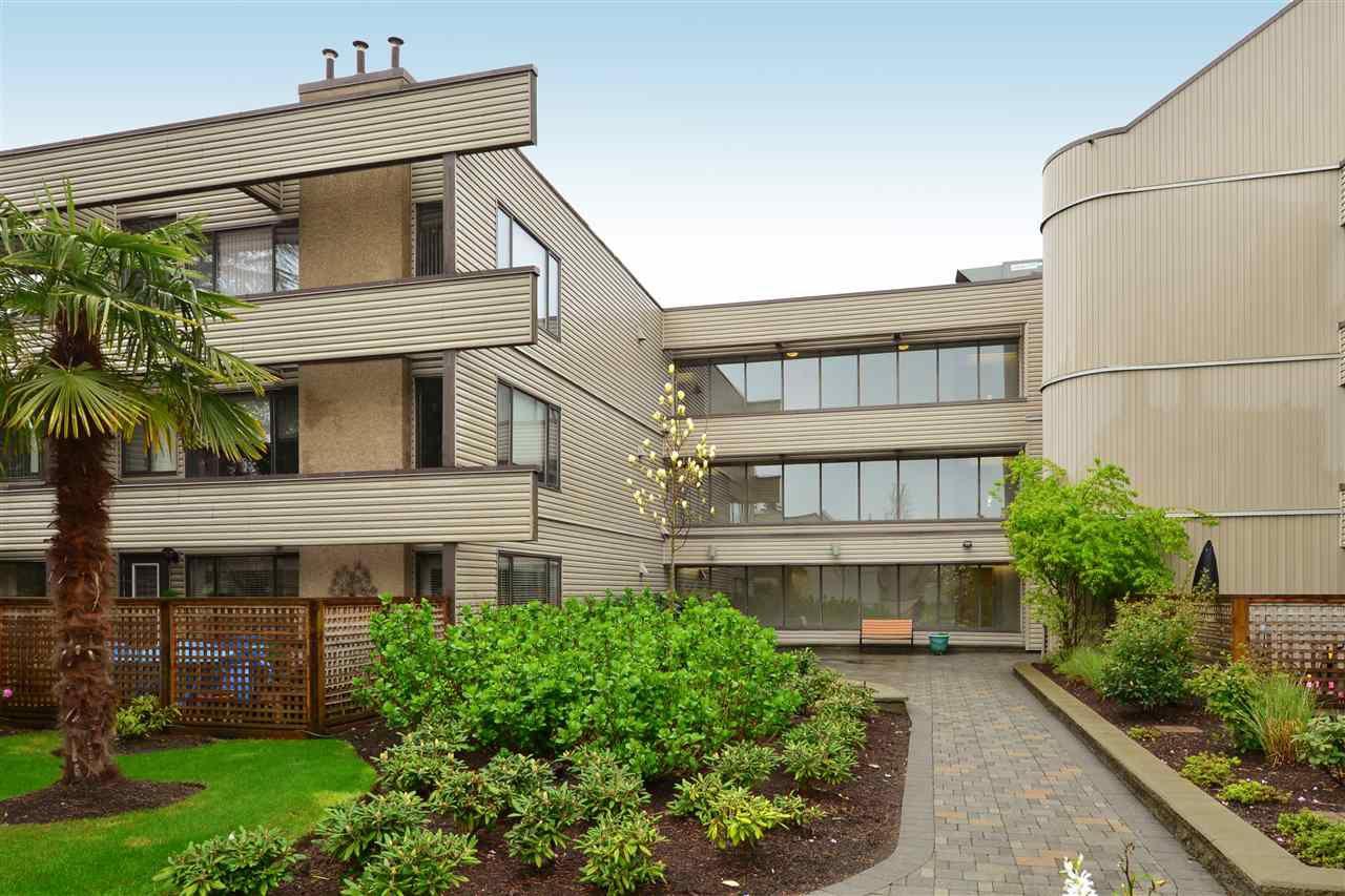 "Main Photo: 217 15275 19 Avenue in Surrey: King George Corridor Condo for sale in ""Village Terrace"" (South Surrey White Rock)  : MLS®# R2360164"