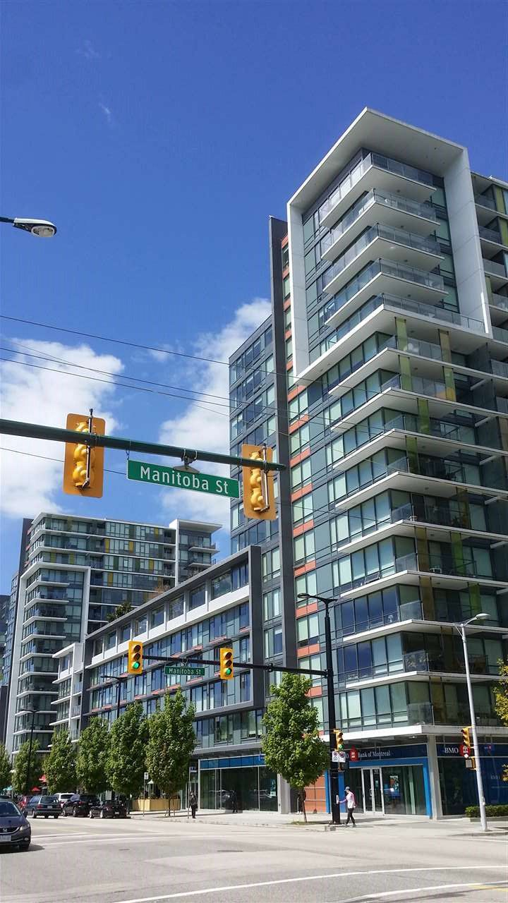 Main Photo: 509 1783 MANITOBA Street in Vancouver: False Creek Condo for sale (Vancouver West)  : MLS®# R2362914