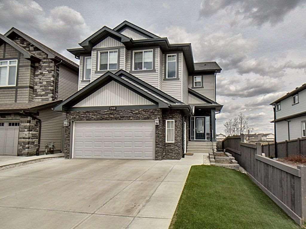 Main Photo: 17039 43 Street in Edmonton: Zone 03 House for sale : MLS®# E4156663