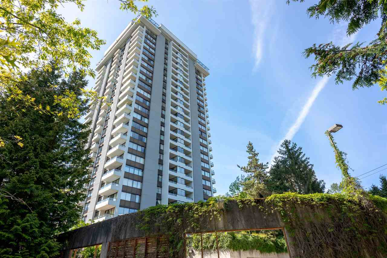 "Main Photo: 2306 9521 CARDSTON Court in Burnaby: Government Road Condo for sale in ""CONCORDE PLACE"" (Burnaby North)  : MLS®# R2369744"
