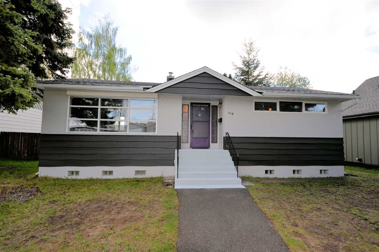 """Main Photo: 410 BURDEN Street in Prince George: Central House for sale in """"NECHAKO VIEW"""" (PG City Central (Zone 72))  : MLS®# R2370276"""
