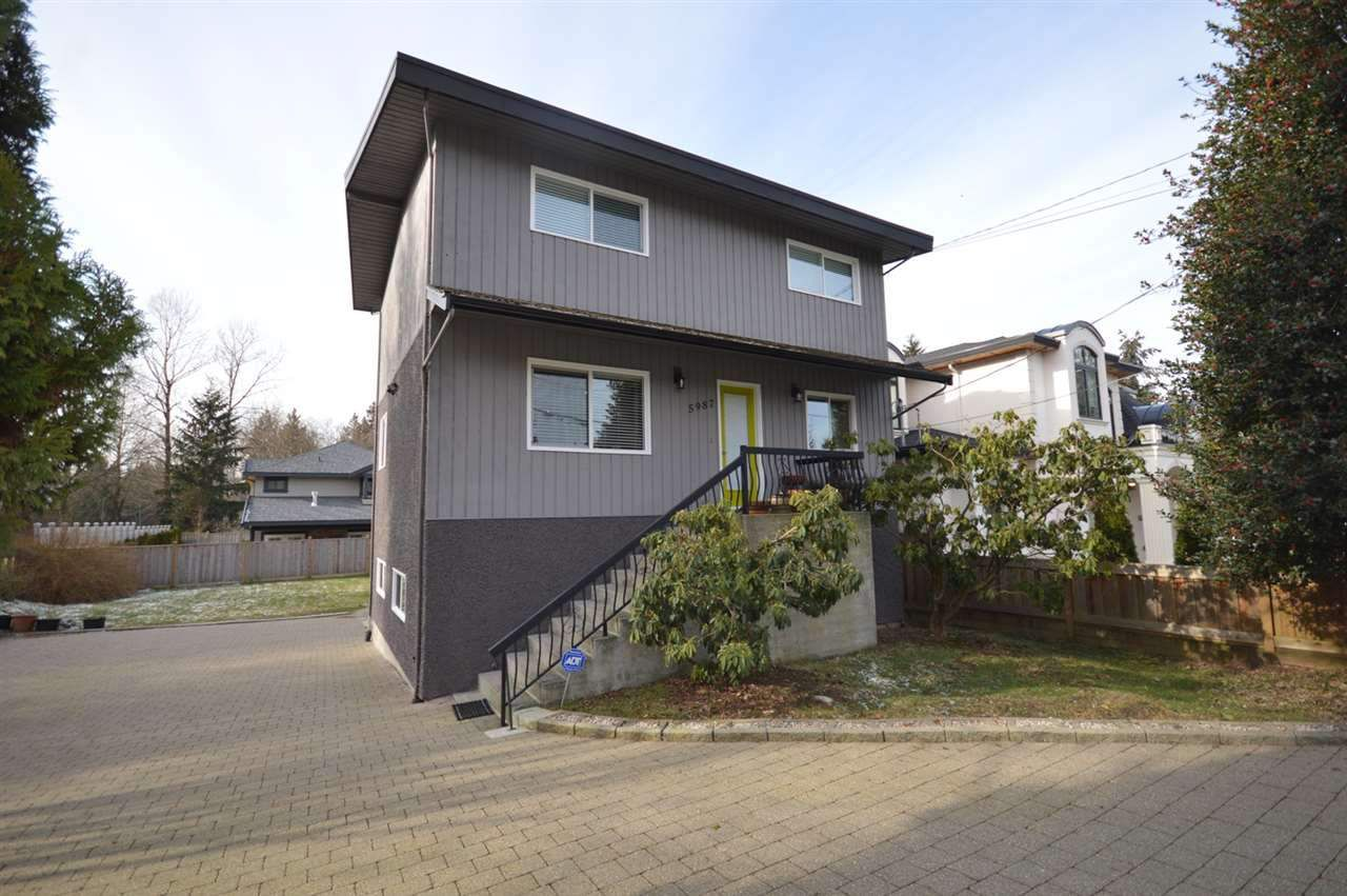 Main Photo: 5987 BRANTFORD Avenue in Burnaby: Deer Lake House for sale (Burnaby South)  : MLS®# R2371143