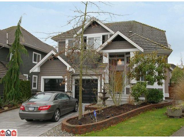 Main Photo: 15622 33A Avenue in Surrey: Morgan Creek House for sale (South Surrey White Rock)  : MLS®# F1106290
