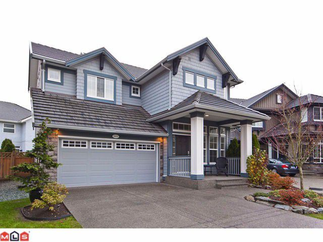 Main Photo: 3433 154A Street in Surrey: Morgan Creek House for sale (South Surrey White Rock)  : MLS®# F1122994