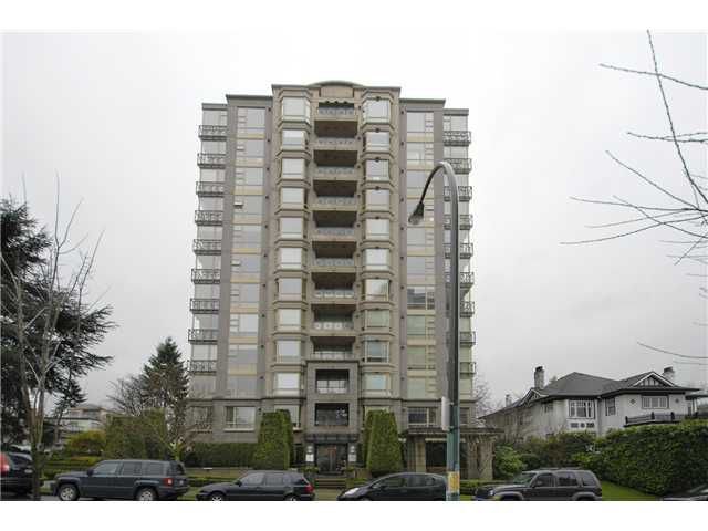 Main Photo: 902 1316 W 11TH Avenue in Vancouver: Fairview VW Condo for sale (Vancouver West)  : MLS®# V983705
