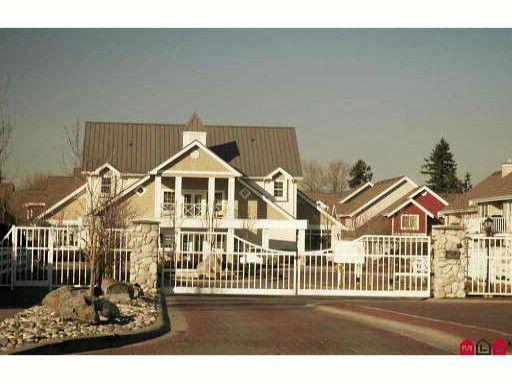 Main Photo: 71 16995 64TH Avenue in Surrey: Cloverdale BC Condo for sale (Cloverdale)  : MLS®# F1225261