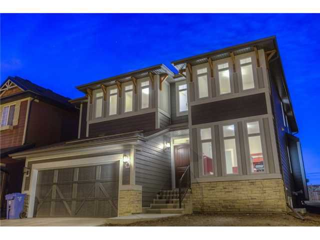 Main Photo: 160 AUBURN SOUND Manor SE in CALGARY: Auburn Bay Residential Detached Single Family for sale (Calgary)  : MLS®# C3611604