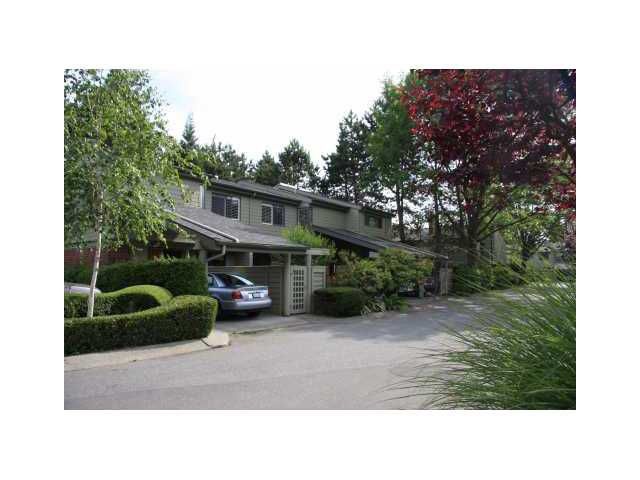 """Main Photo: 2238 MCBAIN Avenue in Vancouver: Quilchena Townhouse  in """"ARBUTUS VILLAGE"""" (Vancouver West)  : MLS®# V1091234"""