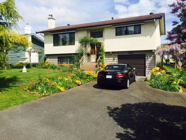 Main Photo: 1528 PHOENIX Street: White Rock House for sale (South Surrey White Rock)  : MLS®# F1439904