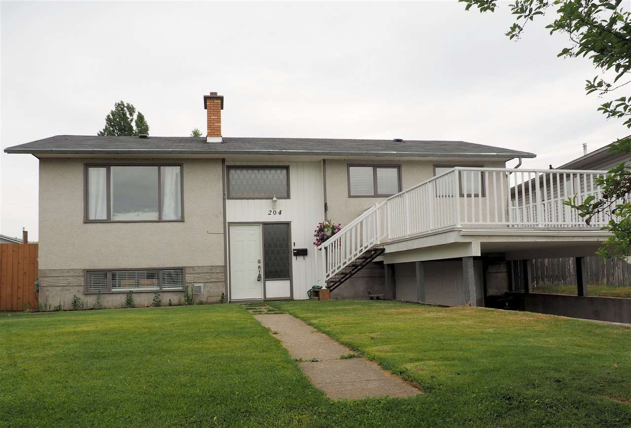 Main Photo: 204 CLARK Crescent in Prince George: Heritage House for sale (PG City West (Zone 71))  : MLS®# R2074660