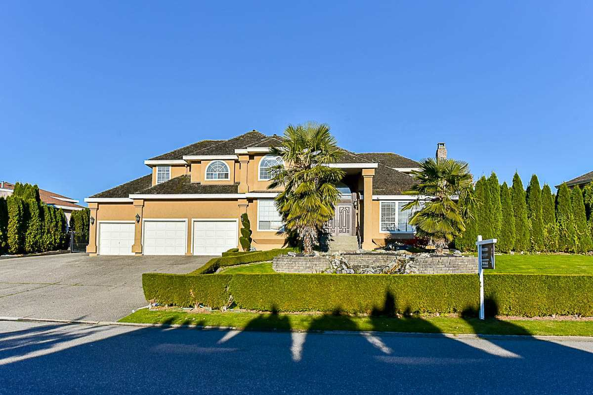 """Main Photo: 8302 141 Street in Surrey: Bear Creek Green Timbers House for sale in """"Brokside Estates"""" : MLS®# R2116062"""