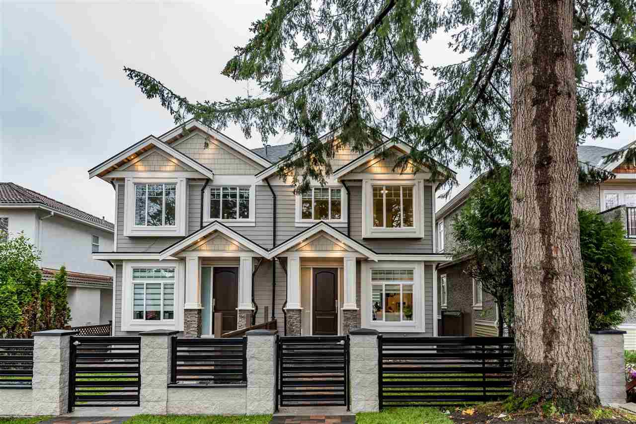Main Photo: 5678 RHODES Street in Vancouver: Killarney VE House 1/2 Duplex for sale (Vancouver East)  : MLS®# R2117714