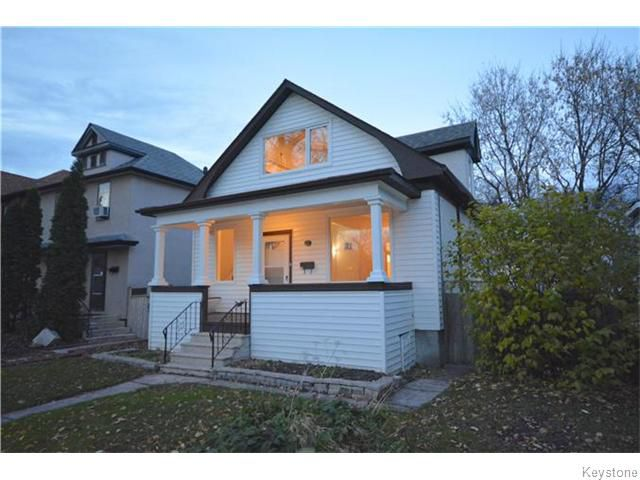 Main Photo: 47 Luxton Avenue in Winnipeg: Scotia Heights Residential for sale (4D)  : MLS®# 1628008