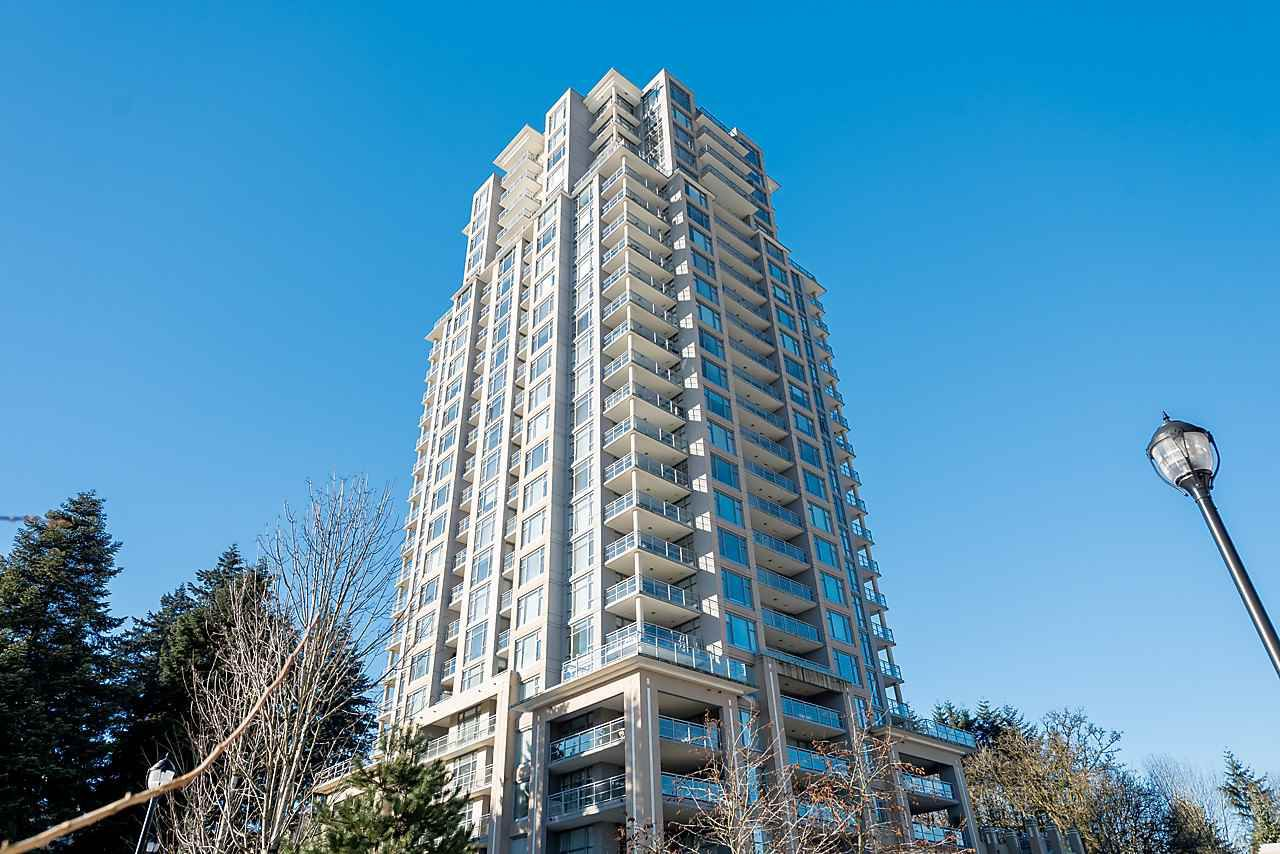 """Main Photo: 702 280 ROSS Drive in New Westminster: Fraserview NW Condo for sale in """"The Carlyle"""" : MLS®# R2130970"""