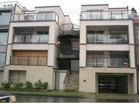 """Main Photo: 102 1176 W 6TH Avenue in Vancouver: Fairview VW Condo for sale in """"Alder Heights"""" (Vancouver West)  : MLS®# R2150936"""