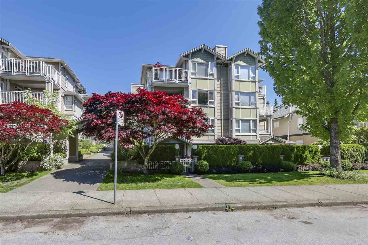 """Main Photo: 101 937 W 14TH Avenue in Vancouver: Fairview VW Condo for sale in """"Villa 937"""" (Vancouver West)  : MLS®# R2169797"""
