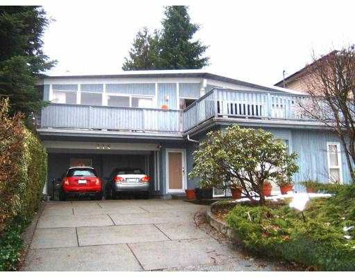 Main Photo: 216 W BALMORAL Road in North Vancouver: Upper Lonsdale House for sale : MLS®# V626948
