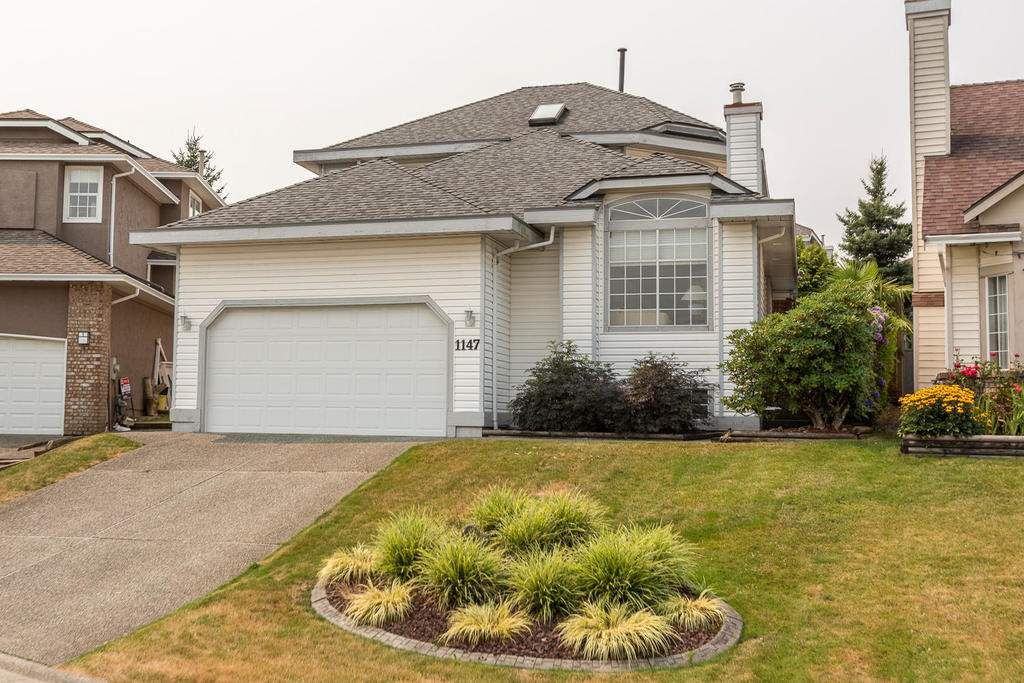 """Main Photo: 1147 EARLS Court in Port Coquitlam: Citadel PQ House for sale in """"Citadel heights"""" : MLS®# R2193934"""