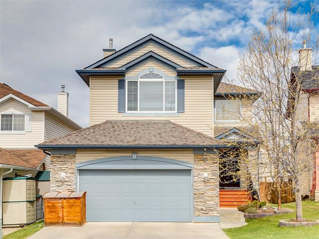 Main Photo: 57 ROCKBLUFF PL NW in Calgary: Rocky Ridge House for sale : MLS®# C4113823