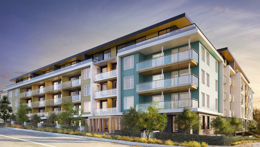 Main Photo: 103 516 FOSTER AVENUE in Coquitlam: Coquitlam West Condo for sale : MLS®# R2163294
