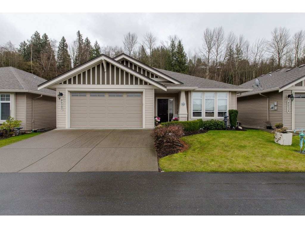 """Main Photo: 46540 HEARTHSTONE Avenue in Chilliwack: Sardis East Vedder Rd House for sale in """"STONEY CREEK RANCH"""" (Sardis)  : MLS®# R2237500"""