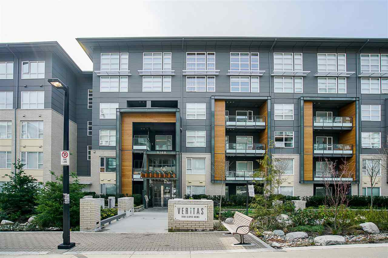 """Main Photo: 304 9168 SLOPES Mews in Burnaby: Simon Fraser Univer. Condo for sale in """"VERITAS"""" (Burnaby North)  : MLS®# R2252675"""