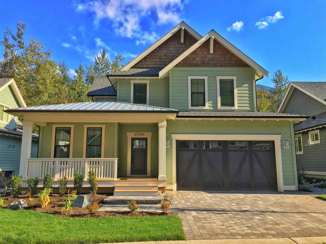 """Main Photo: 43386 WATER MILL Way in Cultus Lake: Columbia Valley House for sale in """"CREEKSIDE MILLS AT CULTUS LAKE"""" : MLS®# R2309850"""