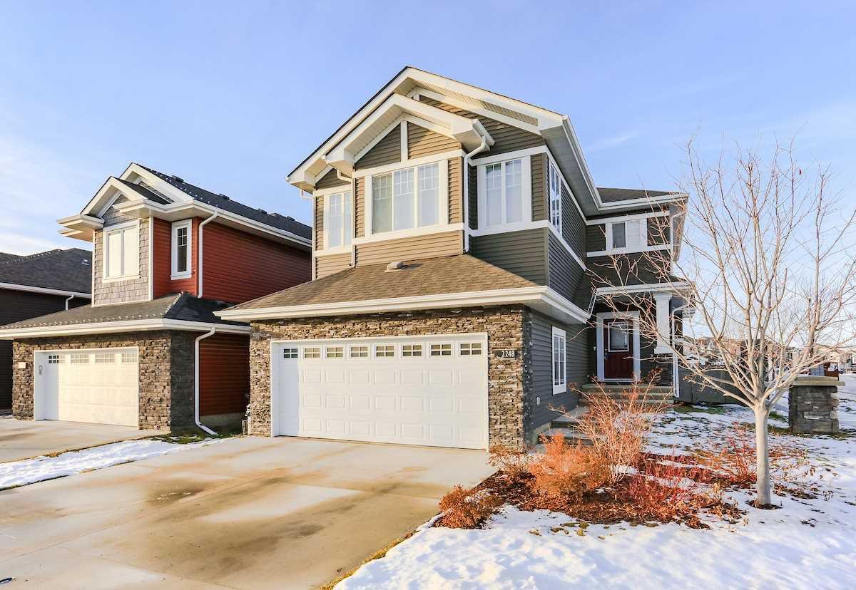 Main Photo: 2248 BLUE JAY LANDING in Edmonton: Zone 59 House for sale : MLS®# E4133020