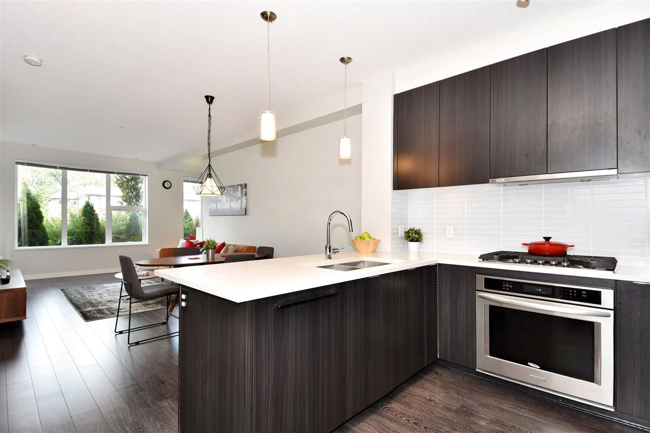 Main Photo: 120 9311 ALEXANDRA Road in Richmond: West Cambie Condo for sale in