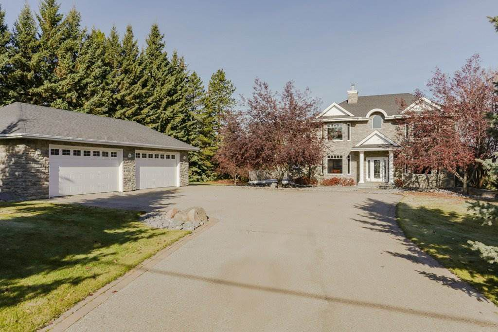 Main Photo: 128 WINDERMERE Drive in Edmonton: Zone 56 House for sale : MLS®# E4141911