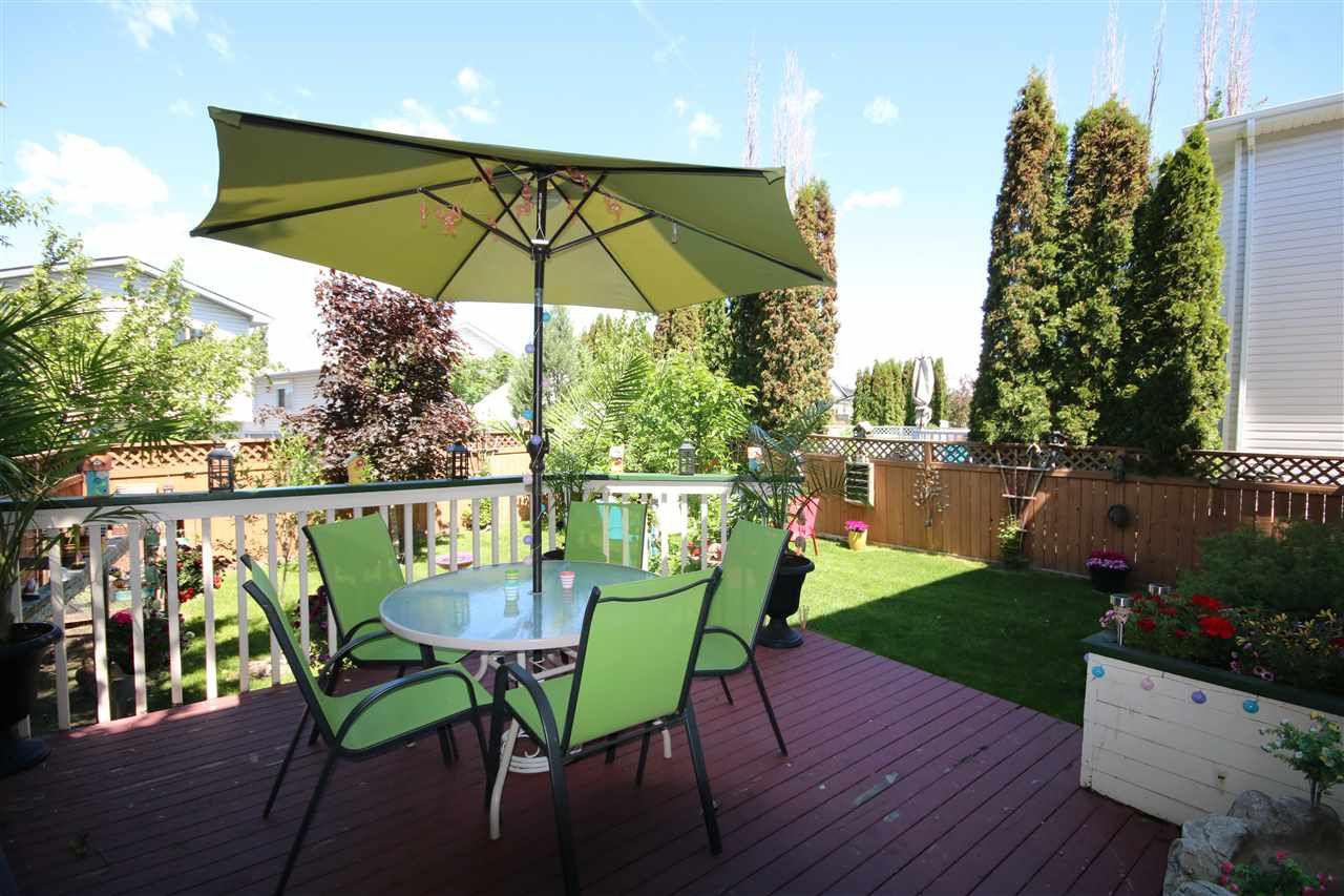Main Photo: 306 JILLINGS Crescent in Edmonton: Zone 29 House for sale : MLS®# E4152578