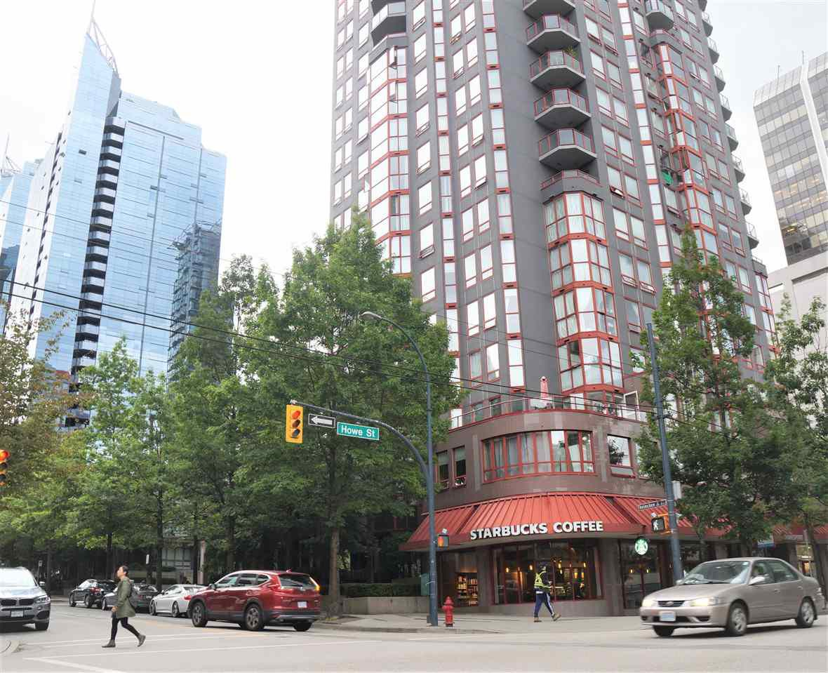 """Main Photo: 601 811 HELMCKEN Street in Vancouver: Downtown VW Condo for sale in """"IMPERIAL TOWER"""" (Vancouver West)  : MLS®# R2381456"""