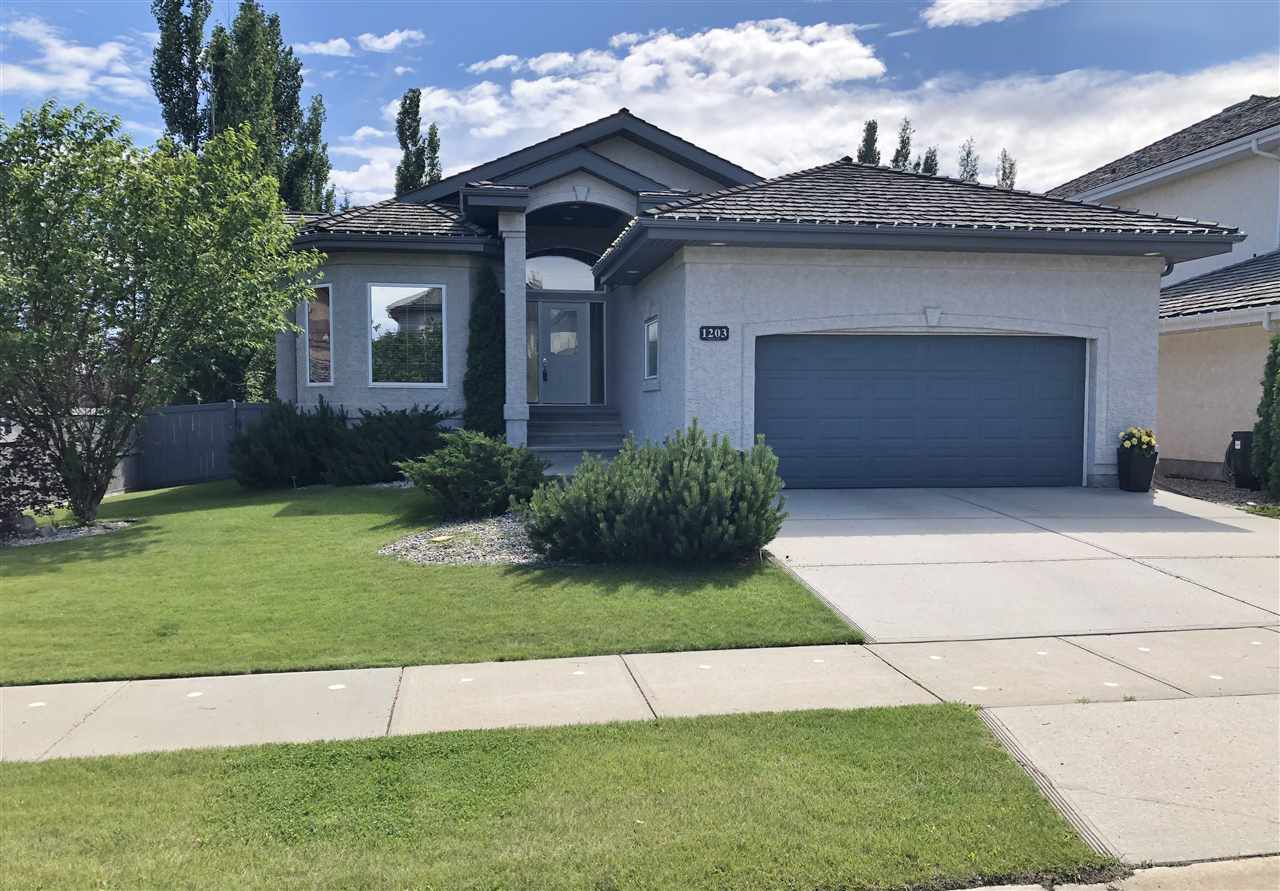 Main Photo: 1203 DECKER Way in Edmonton: Zone 20 House for sale : MLS®# E4163691