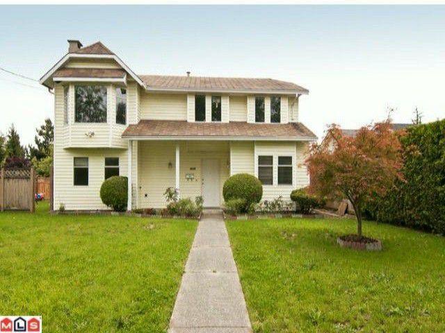 "Main Photo: 16132 96TH Avenue in Surrey: Fleetwood Tynehead House for sale in ""Fleetwood Tynehead"" : MLS®# F1122291"