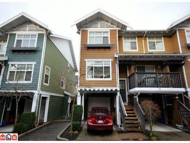 "Main Photo: # 154 15236 36TH AV in Surrey: Morgan Creek Condo for sale in ""SUNDANCE"" (South Surrey White Rock)  : MLS®# F1219597"