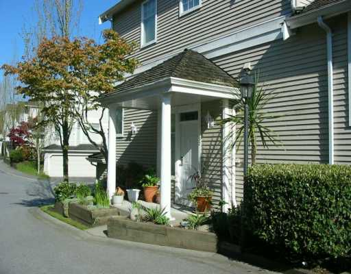 """Main Photo: 52 5950 OAKDALE RD in Burnaby: Oaklands Townhouse for sale in """"HEATHERCREST"""" (Burnaby South)  : MLS®# V588651"""
