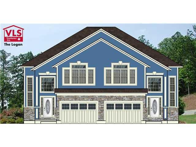 Main Photo: W 1/2 16 117 Avenue in Fort St. John: Fort St. John - City NE House 1/2 Duplex for sale (Fort St. John (Zone 60))  : MLS®# N231718