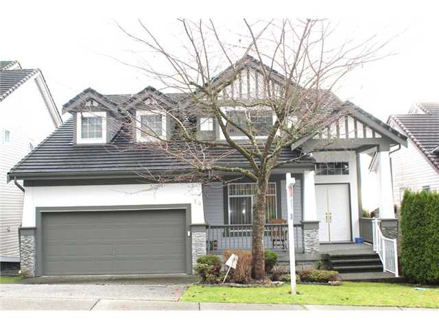 """Main Photo: 14 BALSAM Place in Port Moody: Heritage Woods PM House for sale in """"HERITAGE WOODS"""" : MLS®# V1036460"""