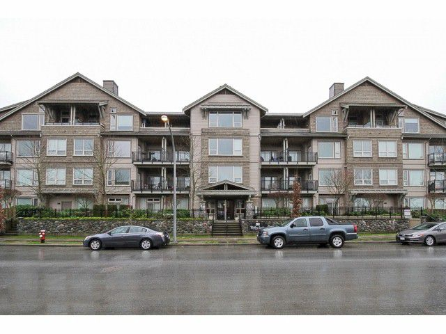 Main Photo: 410 250 SALTER Street in New Westminster: Queensborough Condo for sale : MLS®# V1050134