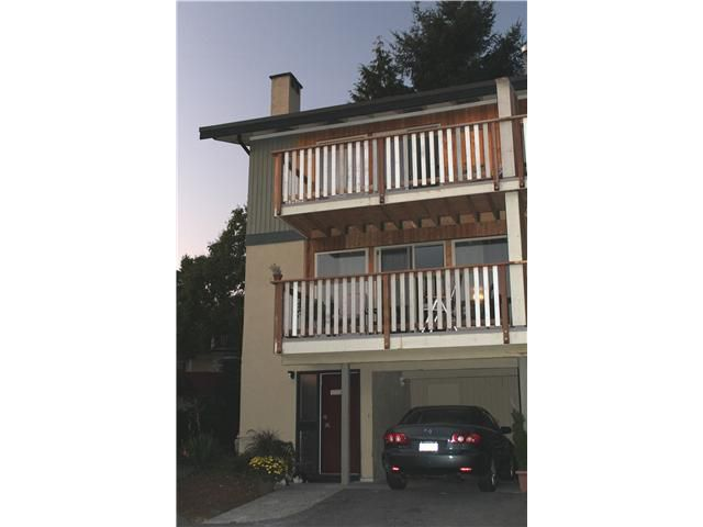 Main Photo: 1038 LILLOOET RD in North Vancouver: Lynnmour Townhouse for sale : MLS®# V909747