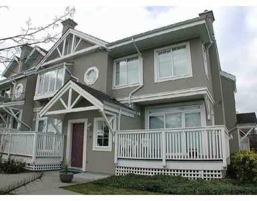 Main Photo: 91 2422 HAWTHORNE AV in Port_Coquitlam: Central Pt Coquitlam Townhouse for sale (Port Coquitlam)  : MLS®# V226896