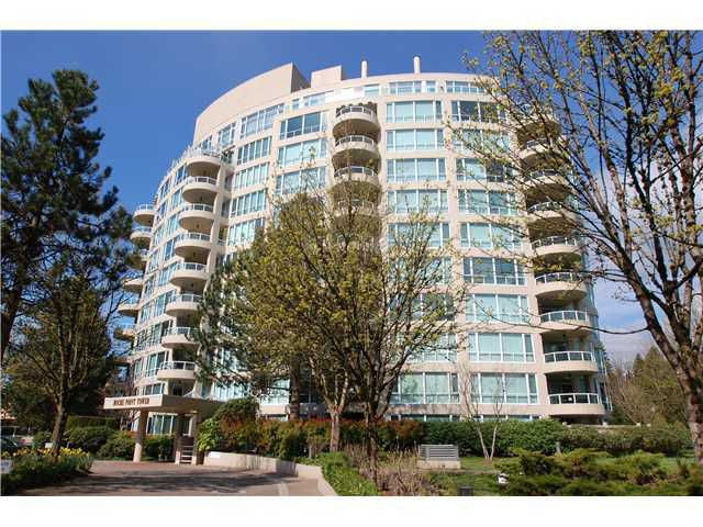 """Main Photo: 604 995 ROCHE POINT Drive in North Vancouver: Roche Point Condo for sale in """"ROCHE POINT TOWERS"""" : MLS®# V1071787"""