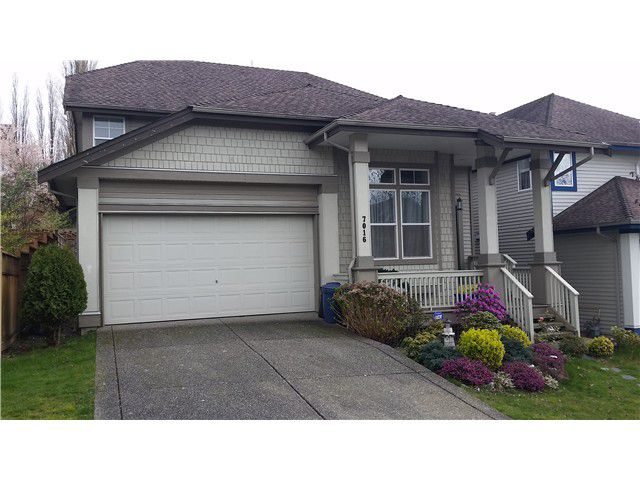 "Main Photo: 7016 201B Street in Langley: Willoughby Heights House for sale in ""JEFFRIES BROOK"" : MLS®# F1435194"