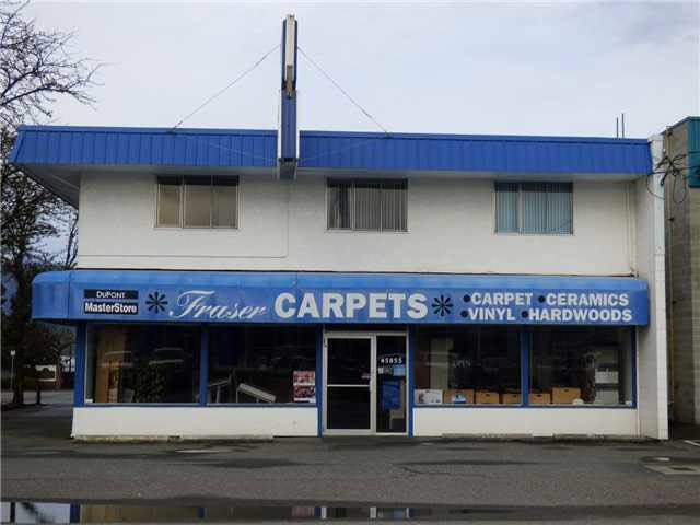 Main Photo: 45855 AIRPORT Road in Chilliwack: Chilliwack E Young-Yale Commercial for lease : MLS®# H3150076