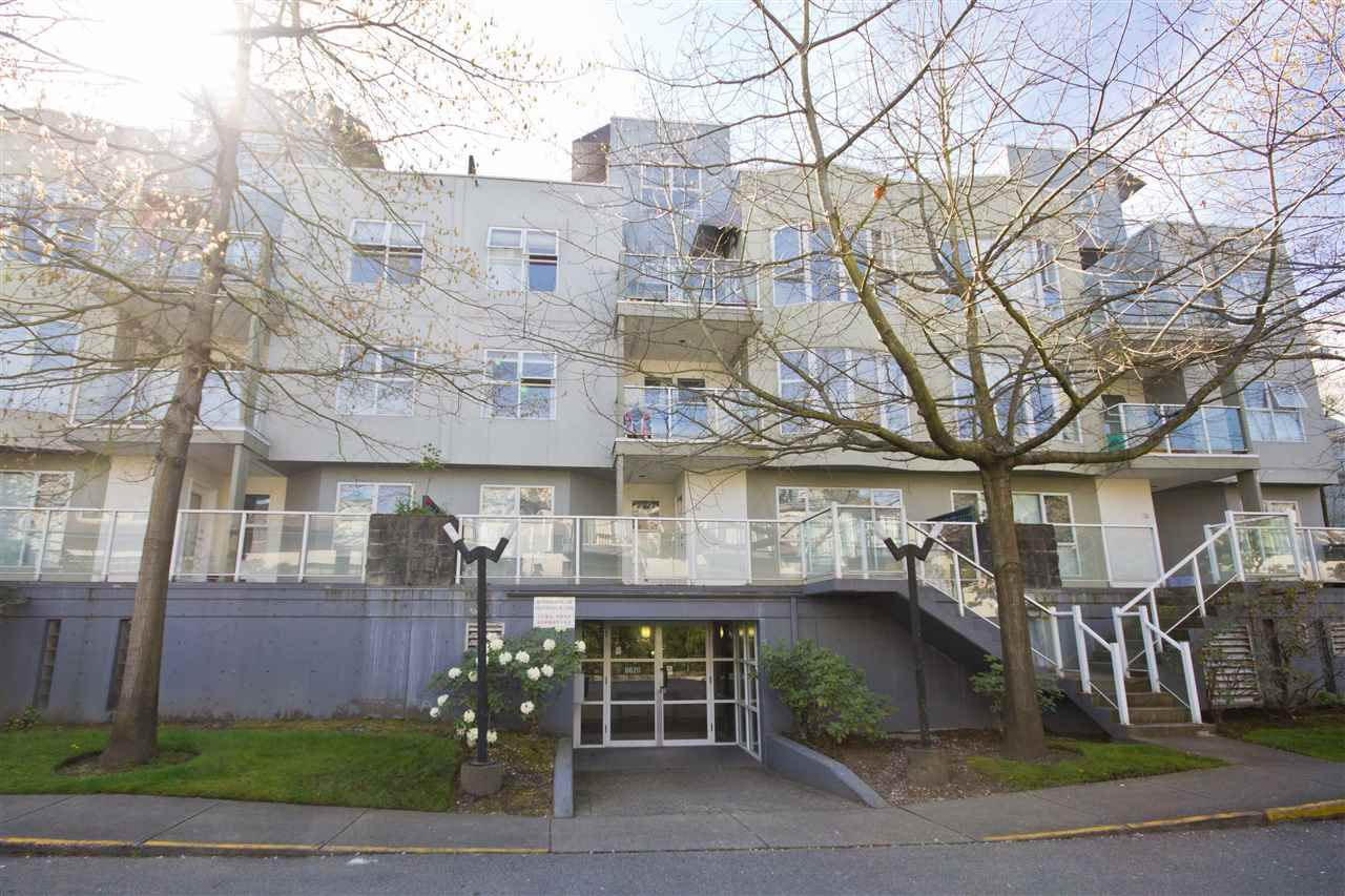 "Main Photo: 217 8620 JONES Road in Richmond: Brighouse South Condo for sale in ""SUNNYVALE"" : MLS®# R2059088"